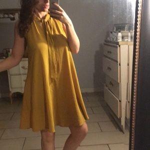 Yellow dress by Papaya
